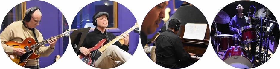 Dan Adler - Guitar; Arnon Palty - Bass; Donald Vega - Piano; Byron Wookie Landham - Drums