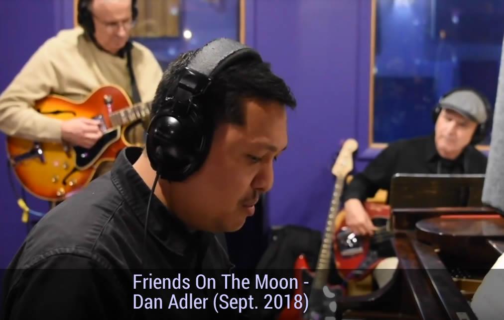 Friends On The Moon - Dan Adler, Sept 2018