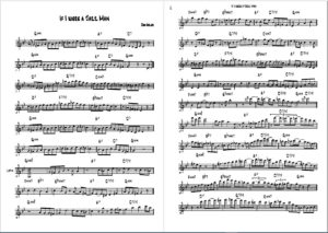 Jazz Man, Solo, 1